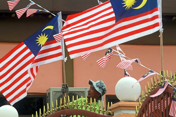 The launch of the 2019 National and Fly the Jalur Gemilang Month on Aug 3 is at Dataran Pahlawan in Bandar Hilir, Melaka. u2014 Filepic