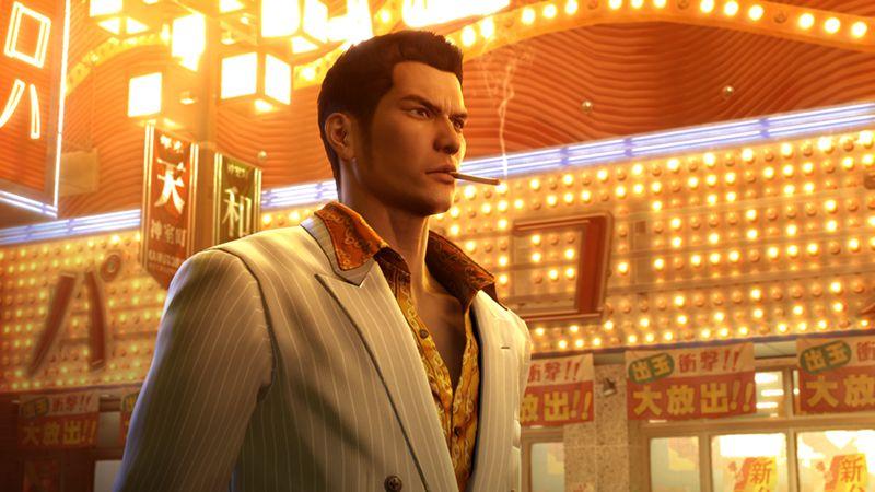 Yakuza 3 through to Yakuza 5 releasing on PlayStation 4 | The Star