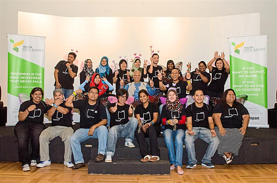 Hope for Malaysia: Established in 2010, myHarapan's main goal is to promote social entrepreneurship by providing opportunities through engagement programmes, workshops as well as offering grants.