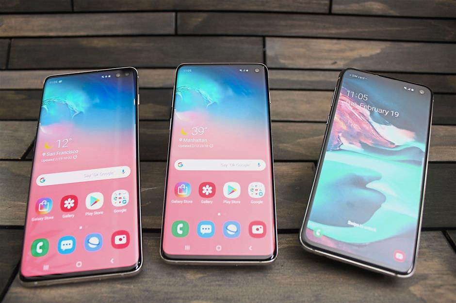 New Galaxy S10 models unveiled | The Star Online