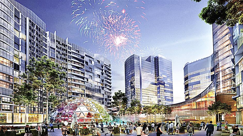 Mall project in Johor attracts strong interest | The Star Online