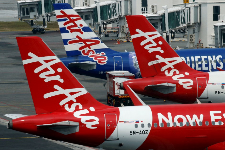 AirAsia planes seen here on the KLIA tarmac. u2013 Reuters