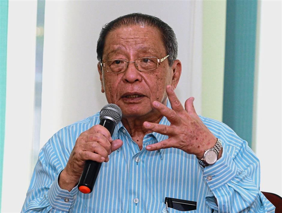 Lim: The attacks on politicians' academic credentials have now turned into a 'witch hunt'.