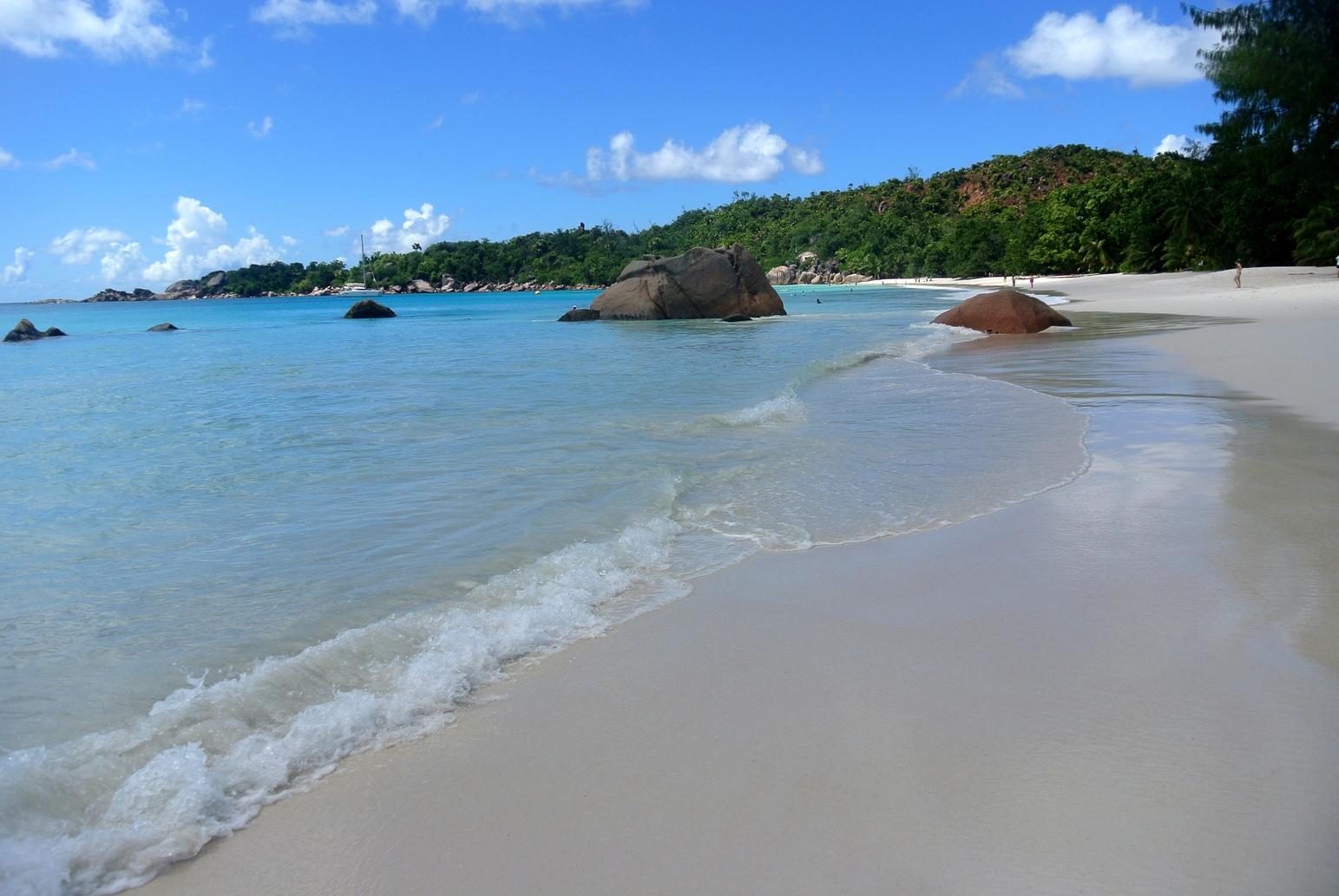 Anse Lazio, Praslin Island, Seychelles. Photo: TripAdvisor