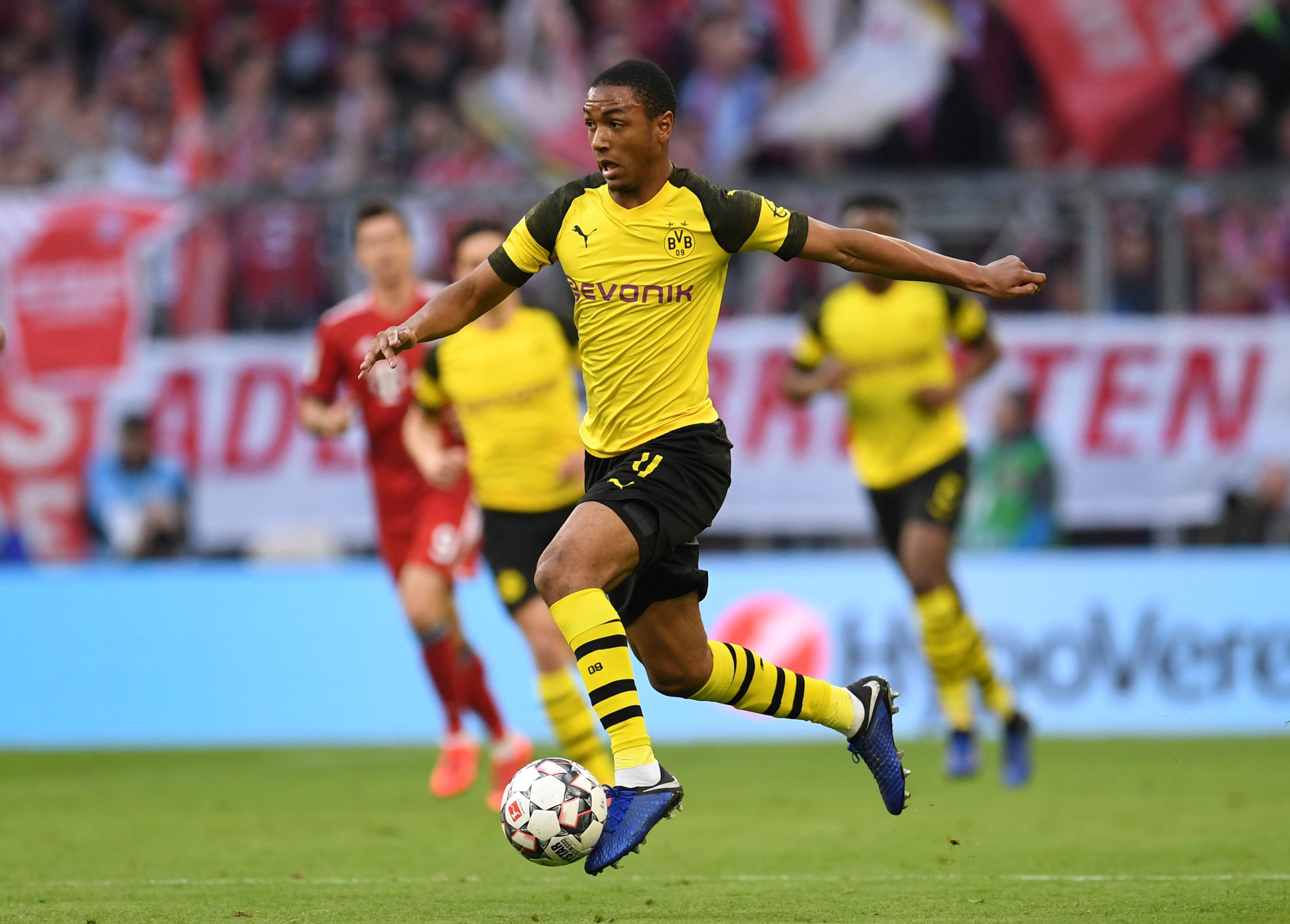 PSG sign defender Diallo from Dortmund   The Star Online