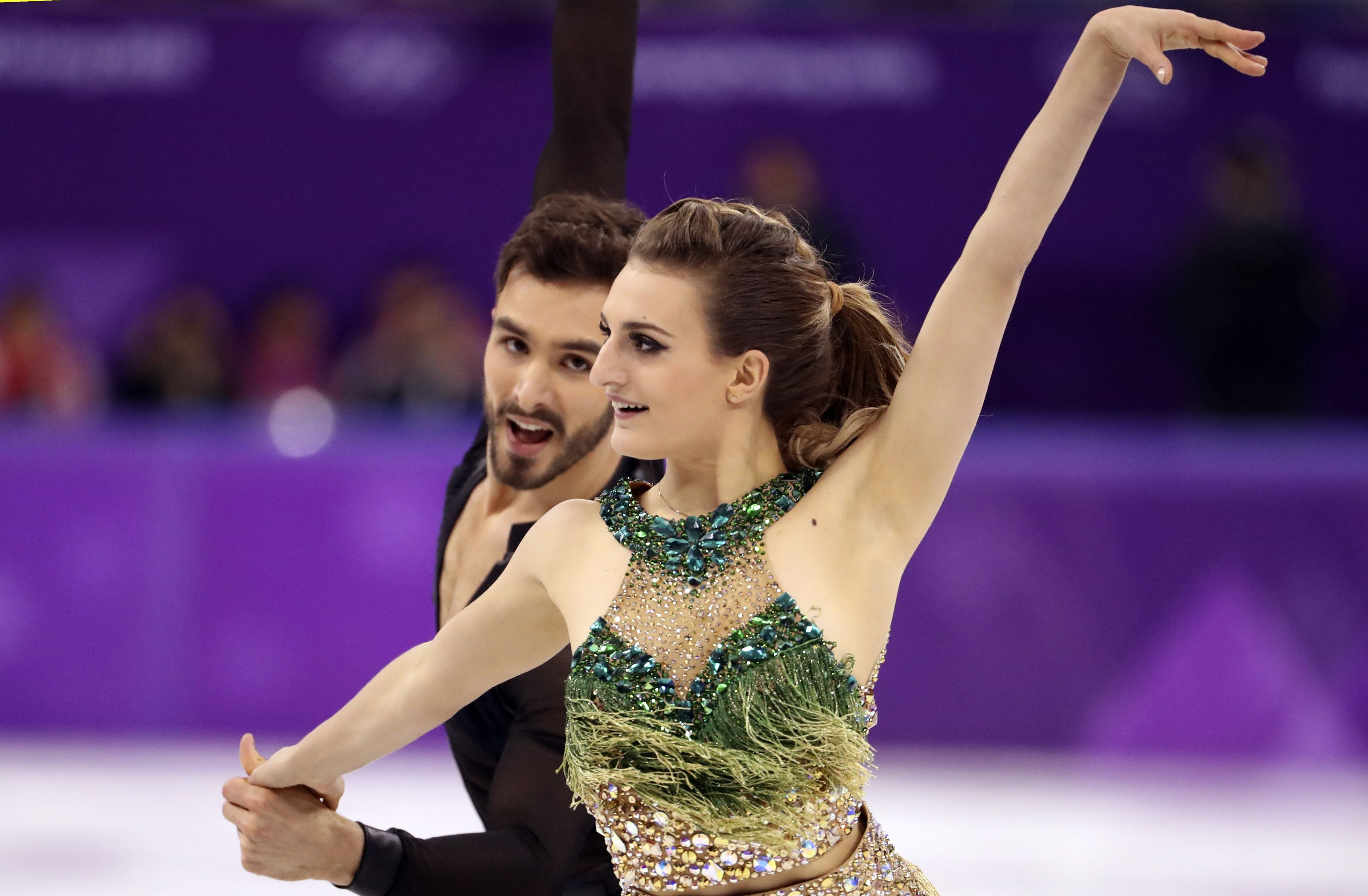 Figure Skating Wardrobe Malfunction Affects Ice Dancers