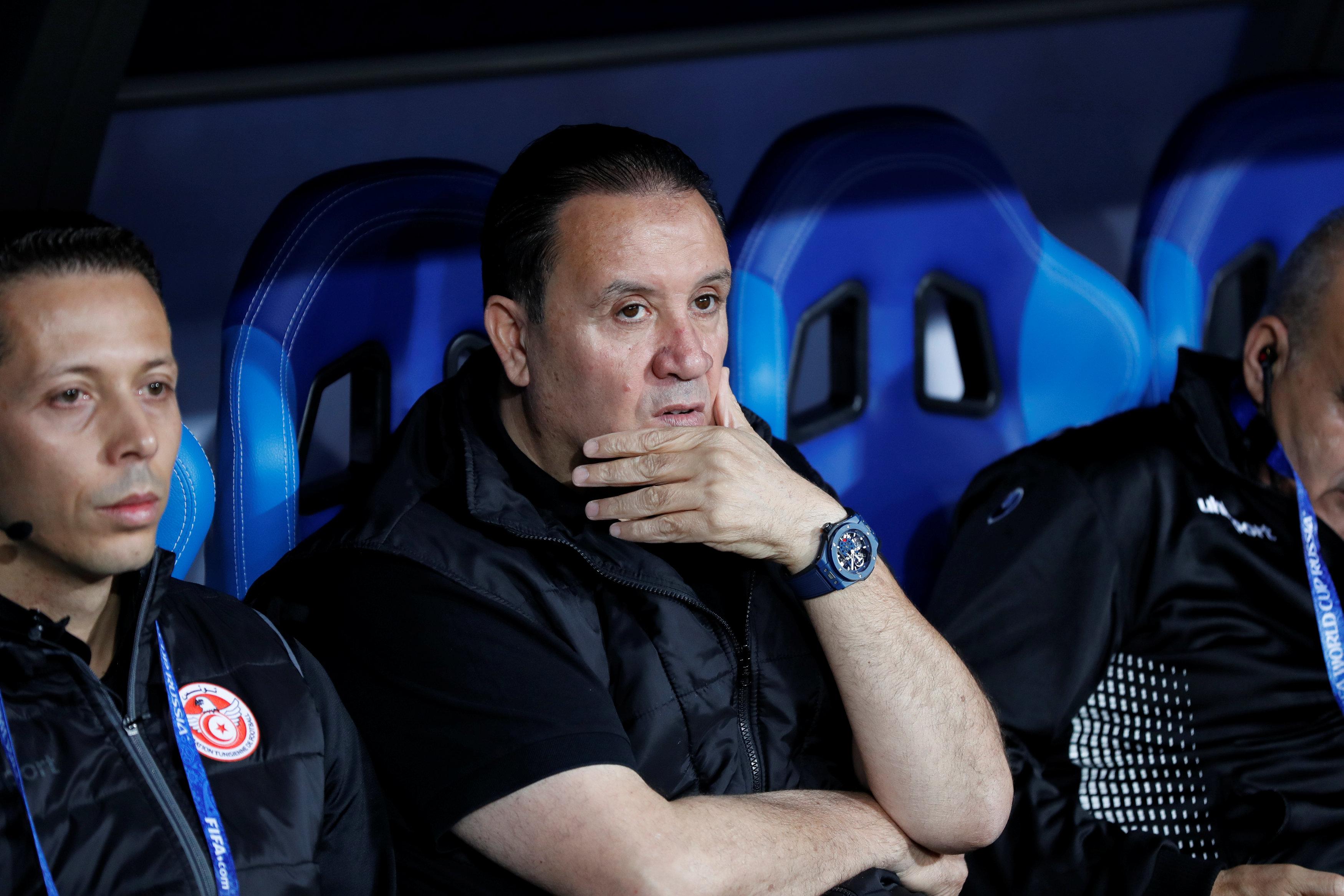 Tunisia coach rues influence of 'optimal striker' Kane   The