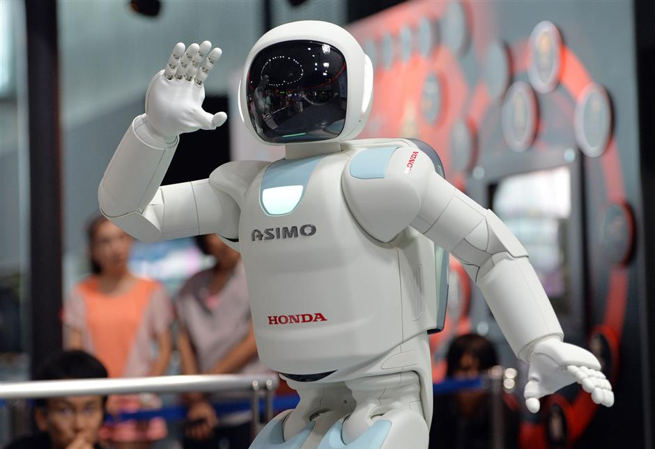 End of the line for ASIMO, Japan's famed robot? | The Star