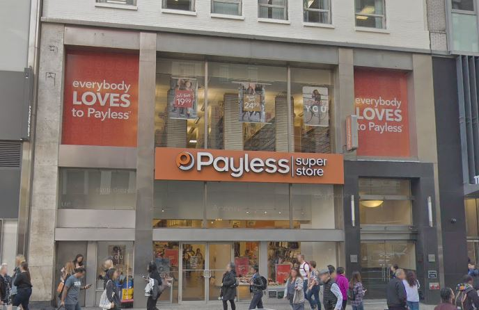 Payless to liquidate US stores, wind down online operations