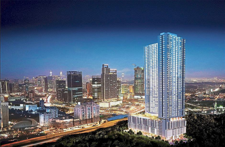 An artist's impression of South Link Lifestyle Apartments