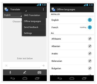 Tips& Tricks: Five ways the Google Translate mobile app can