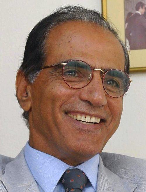The late Hussain Ahmad Najadi.