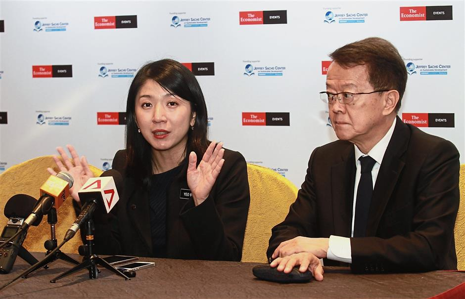 Circular Economy Can Be Achieved Says Jeffrey Cheah The Star