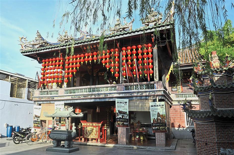 Shared responsibility: Think City's successful pilot Community Development Fund project in 2010 to restore the 150-year-old Hock Teik Cheng Sin Temple has sparked new intiatives to help locals restore their heritage.