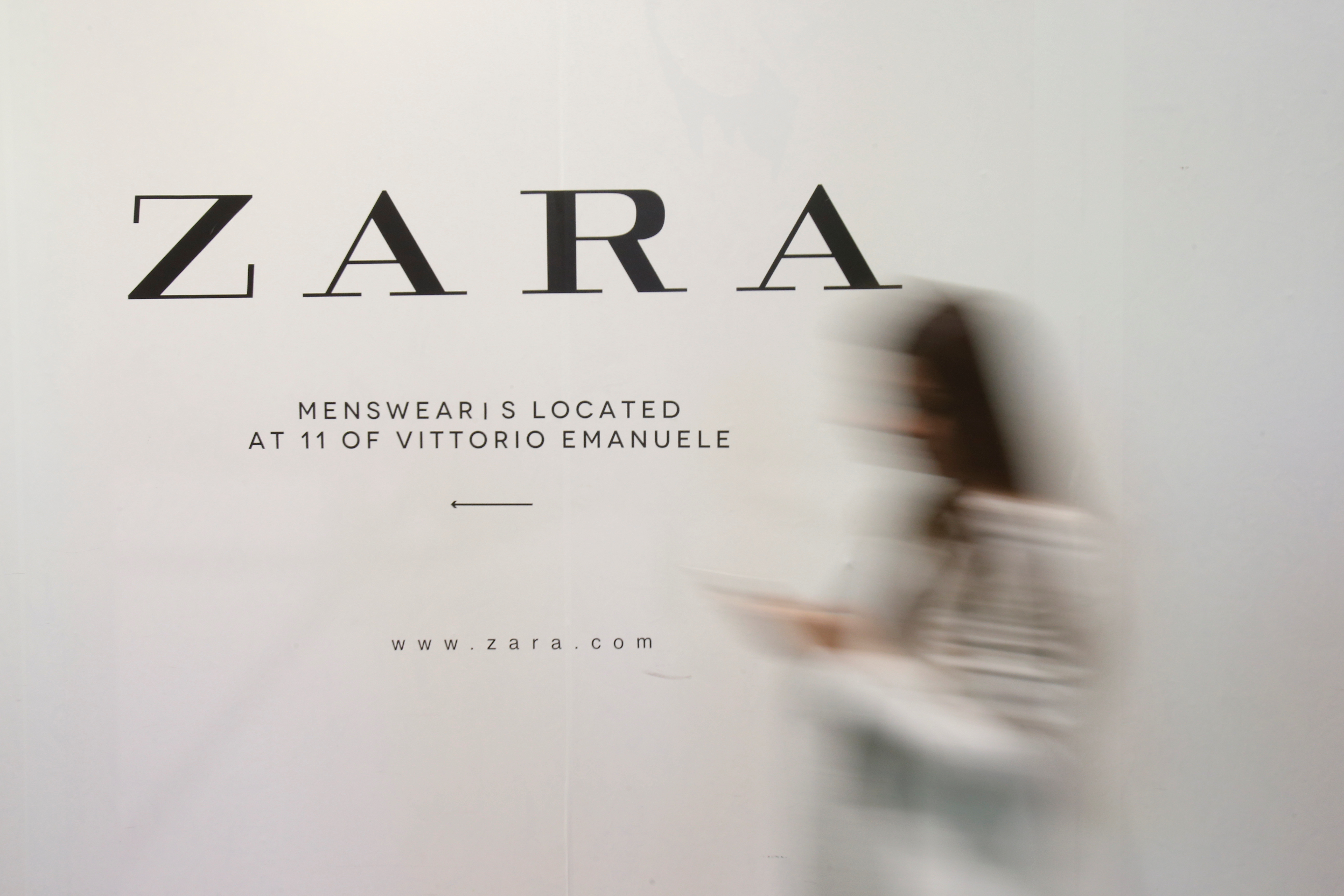 81727d0a0 Zara launches online sales in 106 new countries   The Star Online