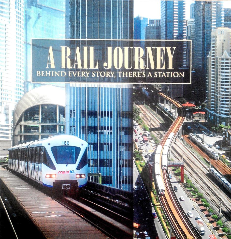 A Rail Journey encapsulates the 10-year history of Rapid KL Sdn Bhd, which took over the running of two LRT lines and monorail after they were built.