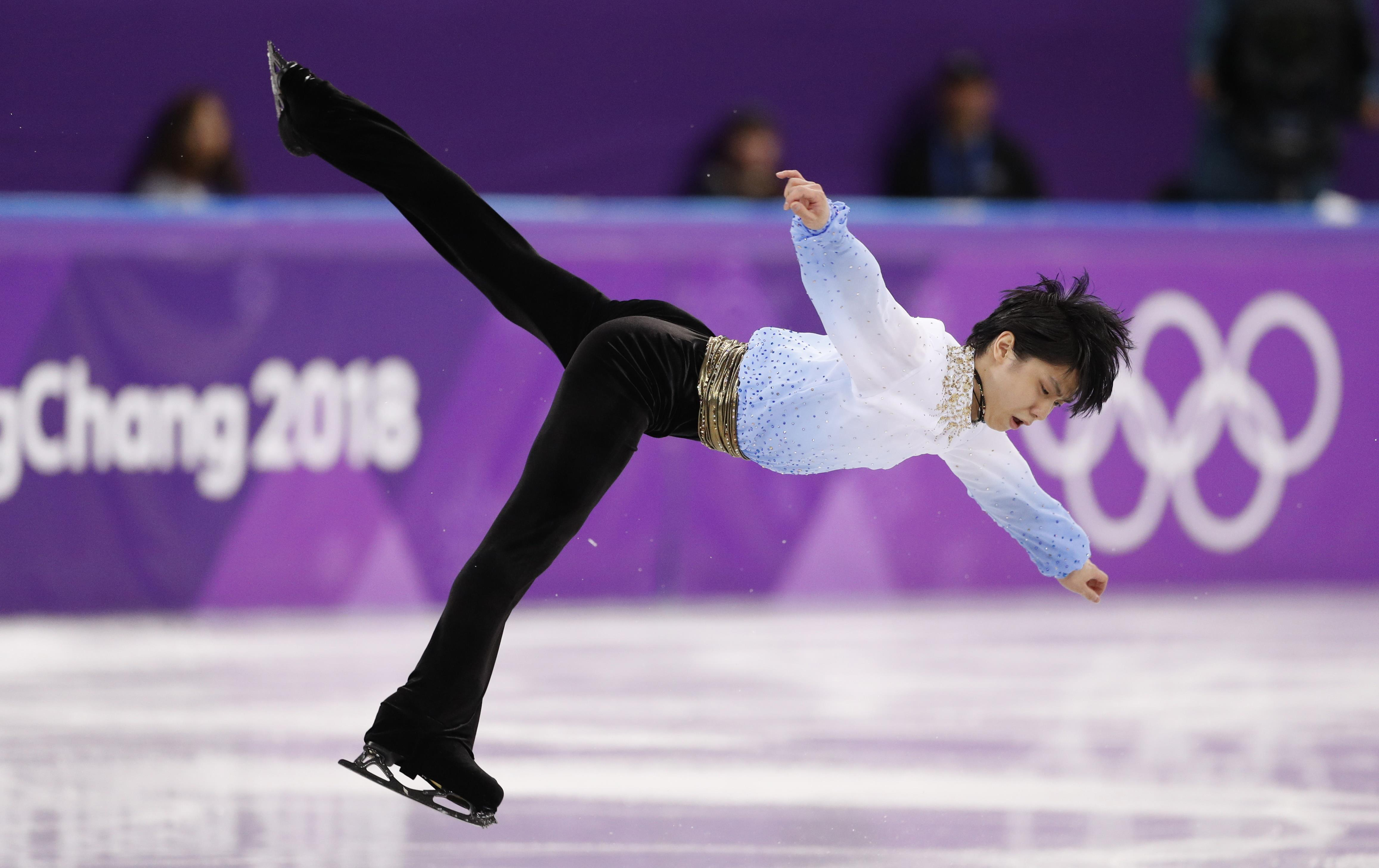 Other Sport: Figure Skating - Japan's Hanyu eclipses