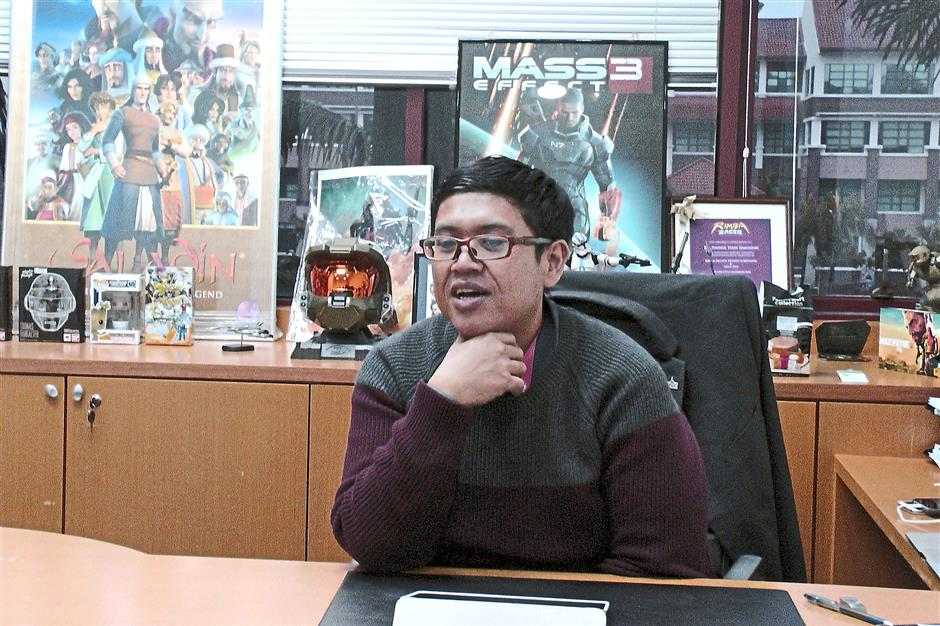 Director of creative multimedia division Hasnul Hadi Samsudin was one of the founding members of MDeC and also worked on Ang Lees Oscar-winning Life of Pi while he was at Rhythm and Hues Malaysia.