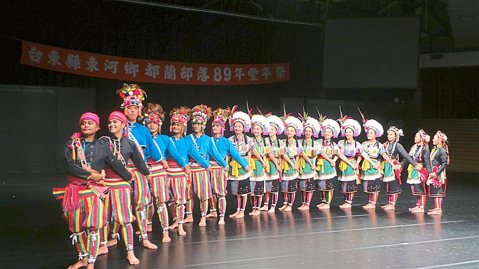 Like some other Austronesian tribes, the Atolan Amis in Taiwan (seen here demonstrating a coming-of-age ceremony at the Taiwan Indigenous Peoples Culture Park) are matrilineal and plant betel nut.