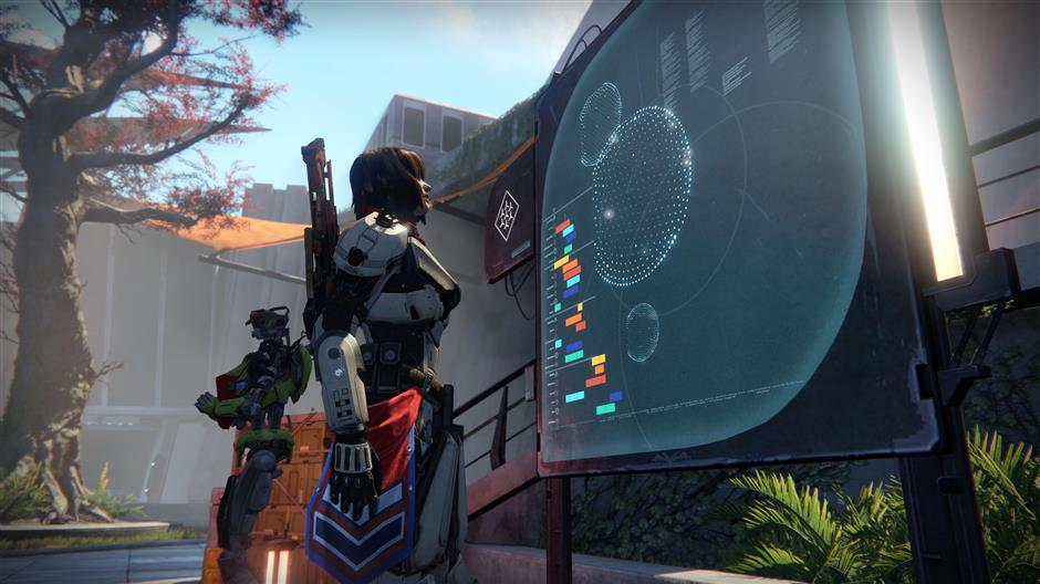 Undertake new and challenging bounties from the Tower to test your skills.