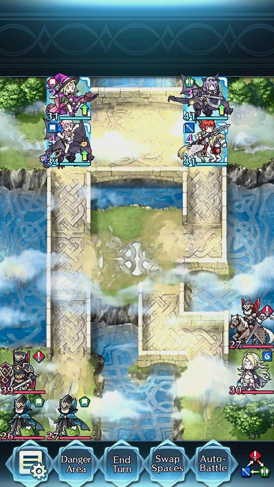 Fire Emblem Heroes will force you to make difficult strategic decisions on who to have on your team.