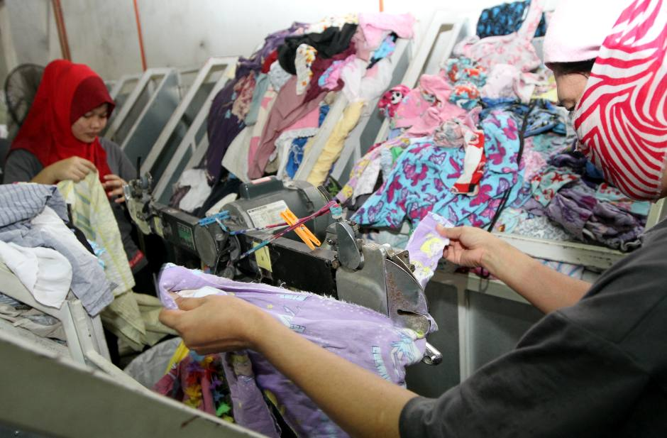 Where do old clothes go? | The Star Online