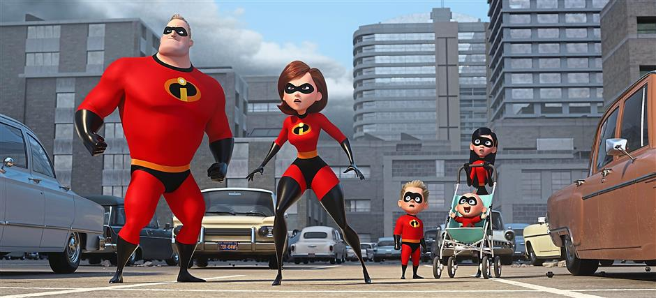 Liew also worked on the upcoming The Incredibles 2.  — AP