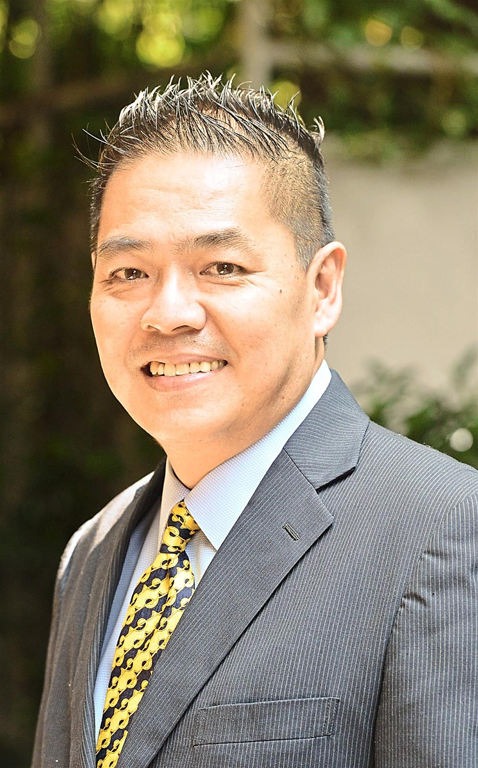 Fairlane Hospitality area general manager N K Yeoh. Fairlane Hospitality is the hospitality arm of property developer Low Yat Group