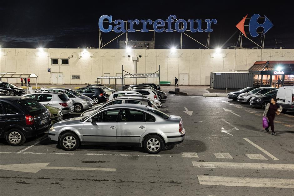 Carrefour Raises Cost Savings Goal The Star Online