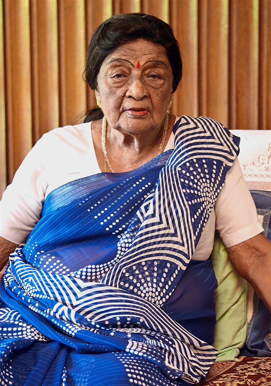 Devaki was 29 when Onn Jaafar picked her to contest in the Kuala Lumpur Municipal Council election in 1952.