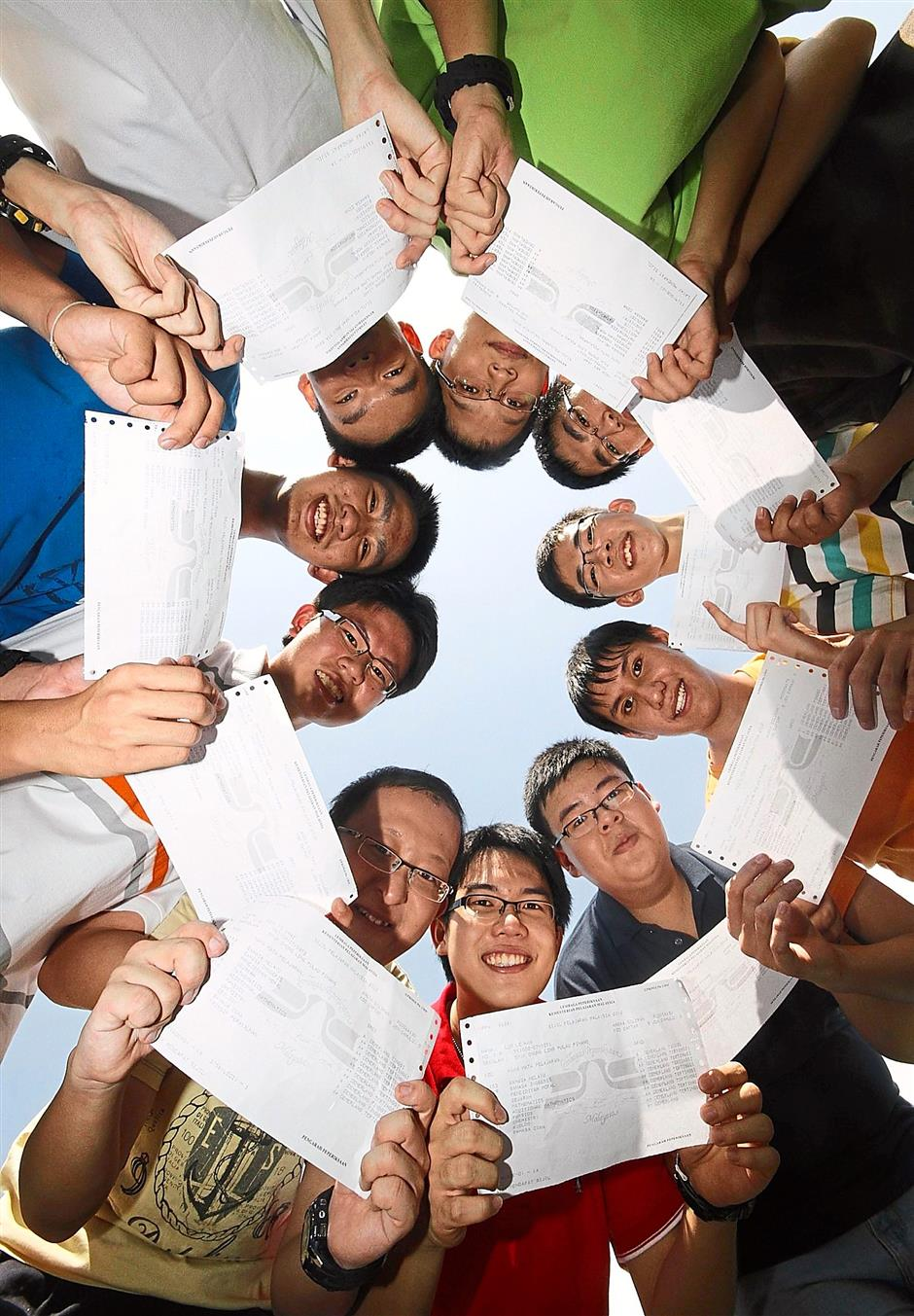 Elation: The results are out, and you've done all right. Now what? STPM? A-Levels? Ausmat? Diploma?