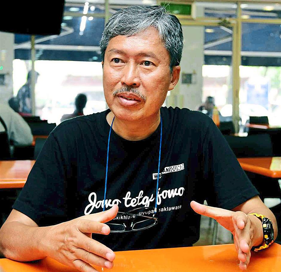Abdul Shukor Md Janis  was spending his weekends at the now demolished Batu Tiga race track to take pictures of cars and events