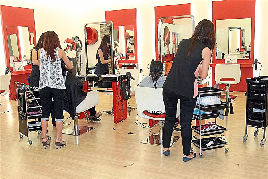 Hairdressing is part of a larger industry said to be worth an estimated RM10bil in Malaysia.