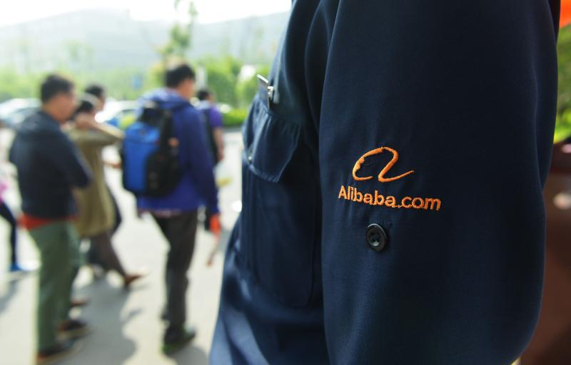 Alibaba may have dominated the online sales business via personal computers, but the future of online businesses look increasingly mobile and it poses a huge challenge to the company - AFP Photo.