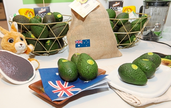 Australian avocados are available at all Jaya Grocer branches.