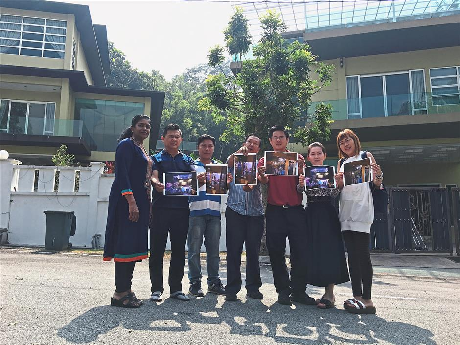 Templer Parks RA members say homestays should not be used for rave parties.
