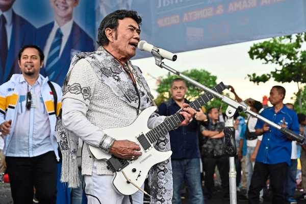 Music to win Indonesian voters' hearts | The Star Online