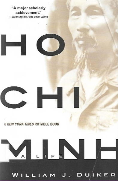 Ho Chi Minh - the Scarlet Pimpernel of the 19th century.