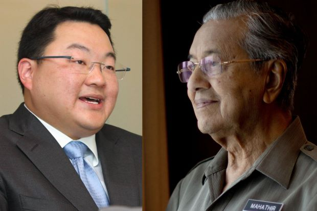 Jho Low took a lot of money for himself, says Dr M | The Star Online