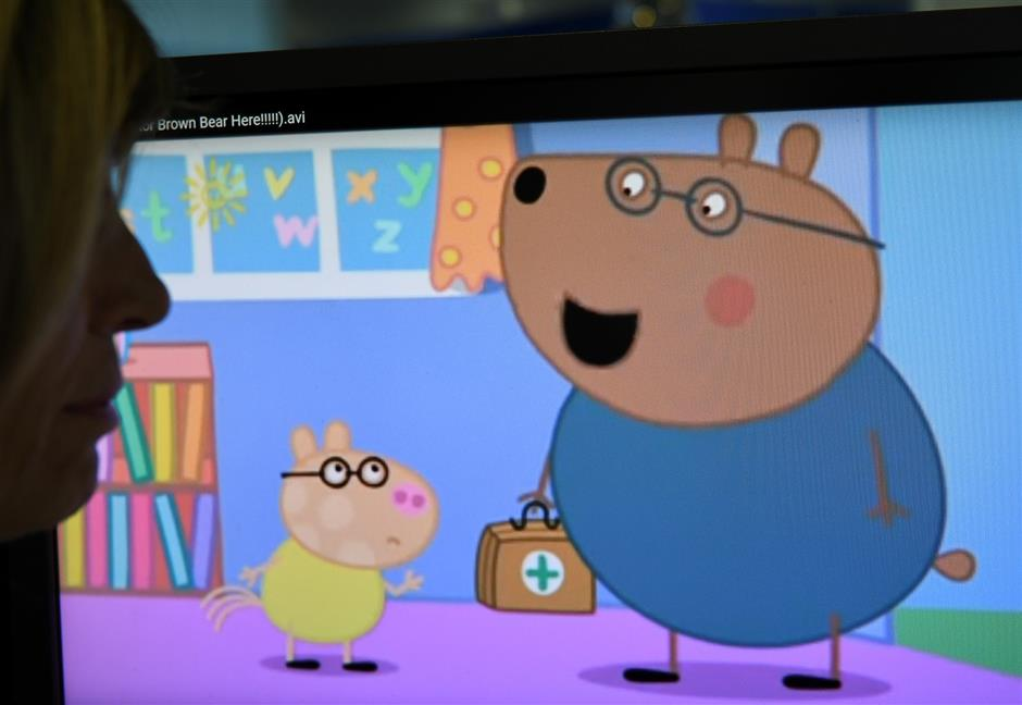 Peppa Pig reported to have been purged from Chinese video app | The