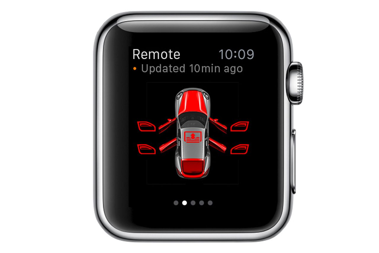 Cars that are already Apple Watch-ready | The Star Online
