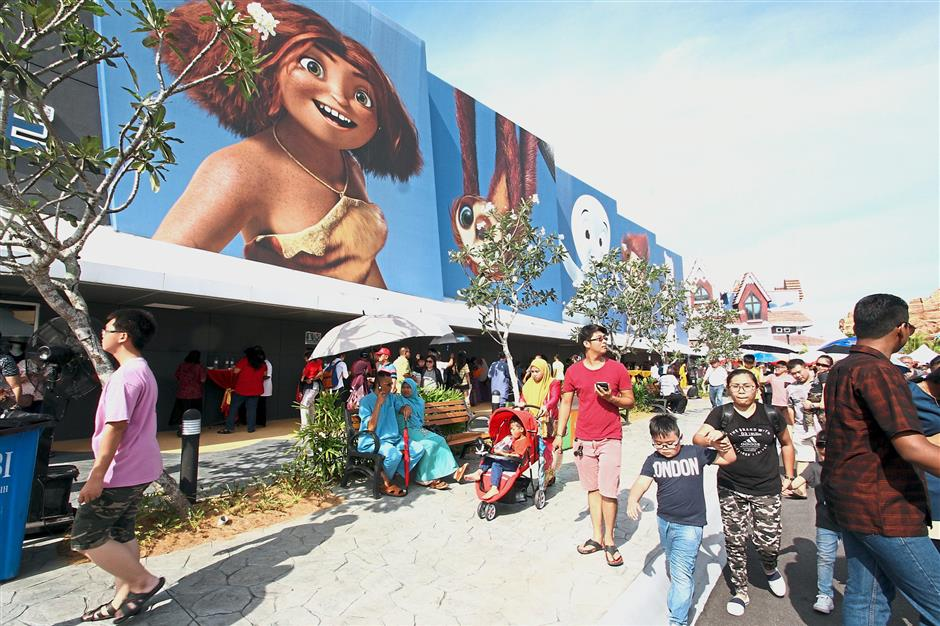 Fully Open Theme Park On The Cards The Star
