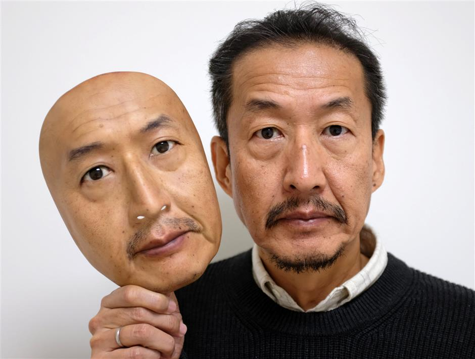 Face off: Realistic masks made in Japan find demand from