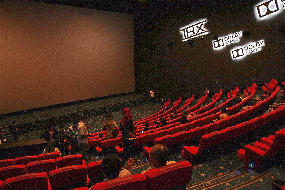 Bigger and better: The new GSC Maxx hall is the first of its kind in the northern region.
