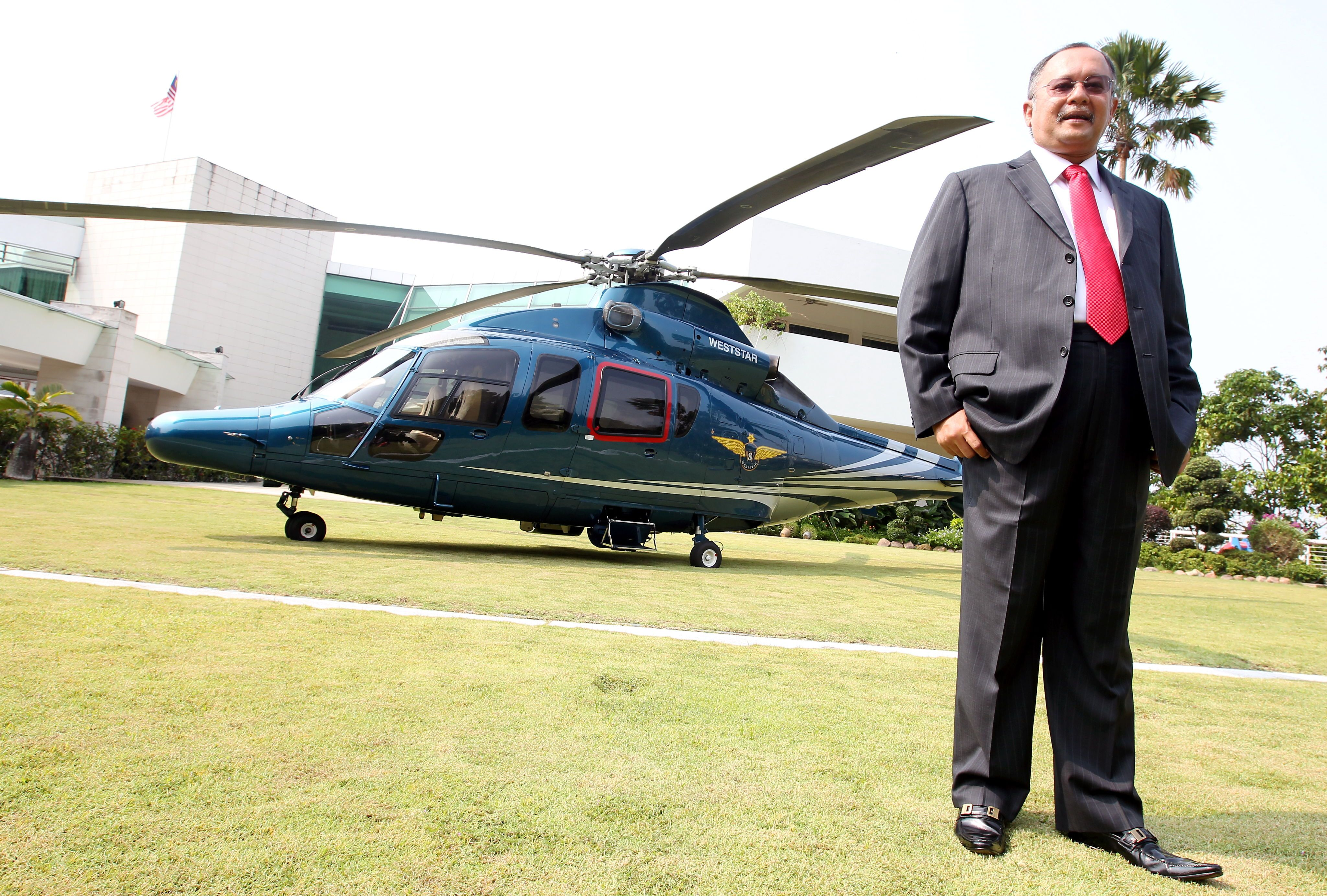 Syed Azman Steers Group Into The Big Time The Star