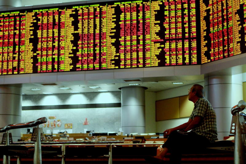 Philip Capital Management says the present foreign-selling of shareholdings are temporary and stems largely from reluctant sellers who fear a weaker ringgit would erode their investment based on exchange rate.