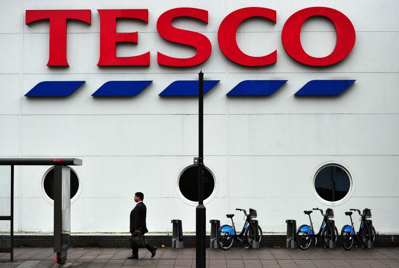 Tesco, the world's third biggest retailer, drew criticism from British privacy groups earlier this month with plans to scan the faces of queuing customers to determine their gender and rough age to better target adverts.