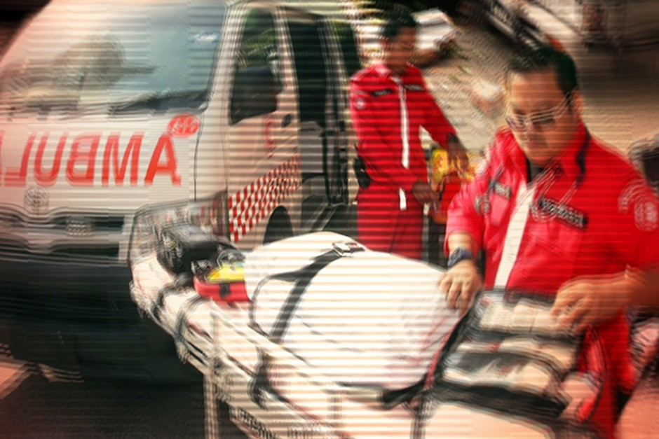 Octogenarian falls into 3m-deep ravine in Batu Pahat forest