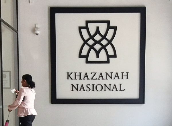 **** Photo only***** Khazanah Nasional Berhad office which located in U.A.B building at Gat Lebuh China in George Town, Penang yesterday. - Starpic by MUSTAFA AHMAD / The Star / 26 July 2018.
