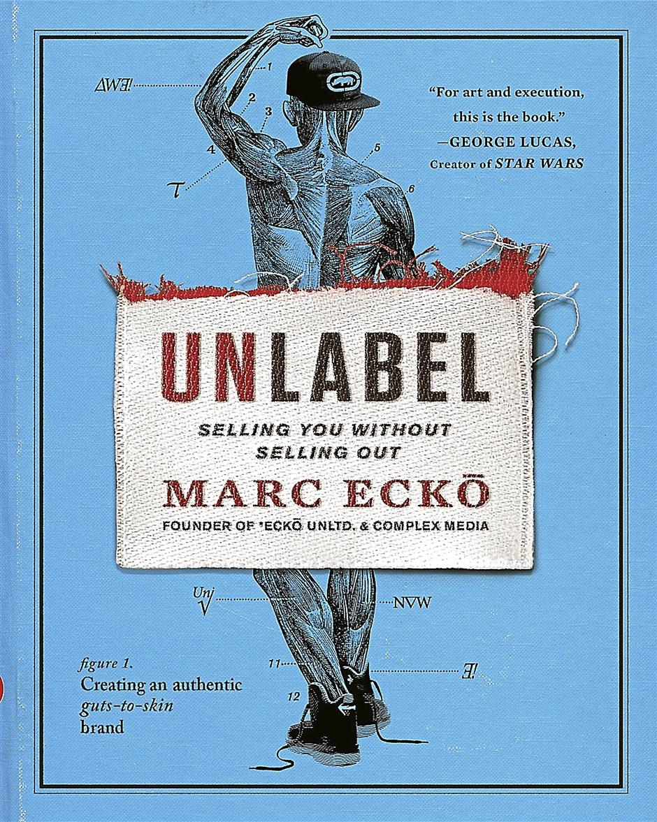 Unlabel: Selling you without selling outAuthor: Marc EckoPublisher: Simon & Schuster